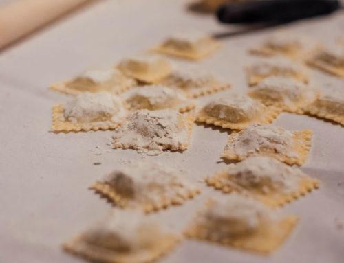 Comment faisons nous nos pâtes ultra fraiches ?