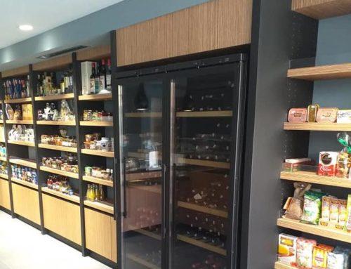 Notre épicerie a fait peau neuve !